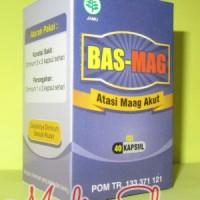 Kapsul Bas-Mag Herbalindo (Atasi Maag Akut)
