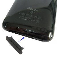 Anti-dust Stopper for iPhone 3G/3Gs/iPod