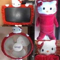 Bando Hello Kitty Merah LCD/LED 16