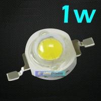 High Power LED 1W White Emitter Bead - Biji LED Super Bright