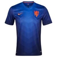 Jersey Belanda Away World Cup 2014