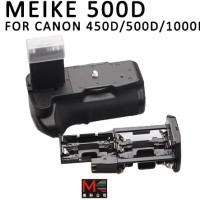Meike MK-500D Battery Grip Canon DSLR EOS 450D / 500D / 1000D + 1x Bat