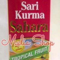 Sari Kurma Sahara Tropical Fruit Plus Jambu Biji Merah