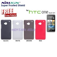 Hardcase for HTC One DUAL SIM (802) : NILLKIN Super Frosted ( + FREE SP )