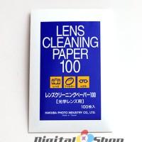 Hakuba Lens Cleaning Paper KMC-06 - Isi 100 lembar