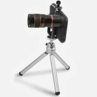 Lensa Tele Zoom 8x universal untuk semua hp, ori berhologram