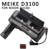 Meike MK-D3100 Battery Grip For Nikon DSLR D3100 / D3200 + 1x Battery 3rd Party ~ Surabaya