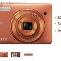 Kamera Nikon Coolpix s3500 Japan