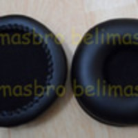 Busa dengan pad ukuran 5cm 50mm 5 cm 50 mm Headphone Headset