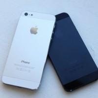 IPHONE 5 NEW ORIGINAL 64GB GARANSI RESMI 1THN BLACK & WHITE