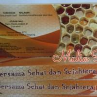 Propolis Melia Original 1 Box isi 7 Botol Emboss / Tulisan Timbul PT. Melia Sehat Sejahtera