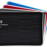 External Hard Disk Drive - Western Digital - My Passport Ultra 4 TB