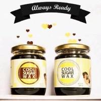 Cool Sugar Wax Chocolate/ WAXING COKLAT - PENCABUT BULU HOMEMADE NATURAL TANPA KIMIA