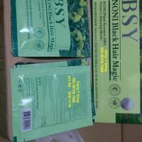 BSY Noni Black Hair Magic Shampo - BPOM dan Halal International