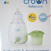 Penghangat makanan dan botol crown