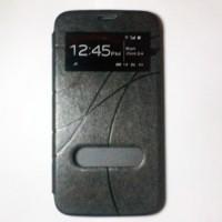 Samsung Galaxy Mega Duos 5.8 GT-I9152 KLD Kalaideng Oscar IV Series Flip Leather Case [Hitam]