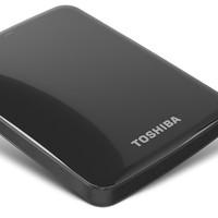External Hard disk drive - Toshiba - Canvio Connect 500 GB