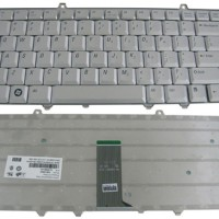 Keyboard Dell Inspiron 1420 1520 1526 XPS M1330 M1530 Series - Silver
