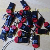 Single USB Card 2.0 Reader Micro SD / TransFlash / T-Flash / MicroSD
