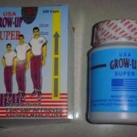SALE !! GROW UP -SUPLEMEN PENINGGI BADAN-