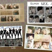 Exclusive Korean Poster (Super Junior)