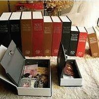 Jual Booksafe 26,5 x 19,7 x 6,5 cm ( Buku BranKas Besar ) Murah