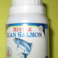 Kapsul Minyak Ikan Salmon isi 50 Softgel