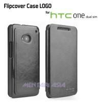 Flipcover LOGO for HTC One Dual SIM (802)