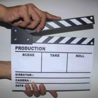 Clapper Board Cinema (Movie SLate)