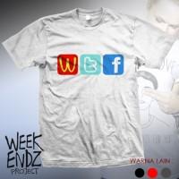 Kaos Unik WnP - WTF