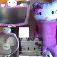 Bando Hello Kitty Ungu LCD/LED 16