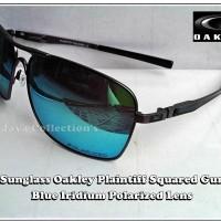 Kacamata Outdoor Sporty : Oakley Plaintiff Squared Polarized Lens