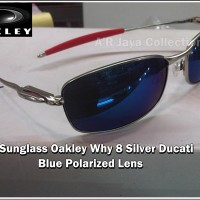 Kacamata Outdoor Sporty : Oakley Why-8 Polarized Lens