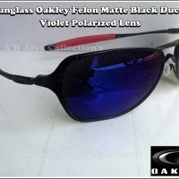 Kacamata Outdoor Sporty : Oakley Felon Polarized Lens