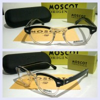 "MOSCOT LEMTOSH JOHNY DEPP "" CLEAR DEAL"