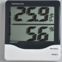 Thermometer Suhu Ruangan / THERMO - HYGROMETER DIGITAL TFA DOSTMANN