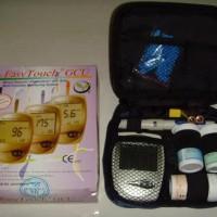 Alat Cek Gula Darah, Kolesterol & Asam Urat Easy Touch
