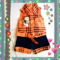 Set Burberry Orange