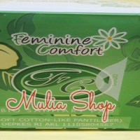 Pembalut Herbal Bio Sanitary Pad Avail Pantiliner