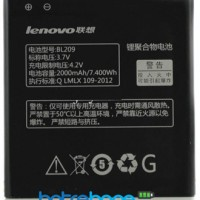 Baterai Batre Battery Lenovo BL-209 BL209 Lenovo A706 A-706 Original