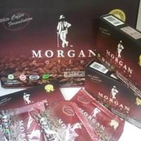 Kopi Morgan, Kepi gingseng gurun tambah stamina sambil ngopi