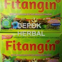Fitangin, Minuman herbal alami pengganti suplemen