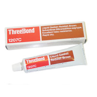 Three bond TB 1207C NonSolvent Red silicone-based