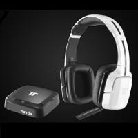 Tritton Kunai White Wireless Stereo Headset Xbox 360 PS3 PS4 PlayStation 3 4 Wii U PC Mac Xbox360