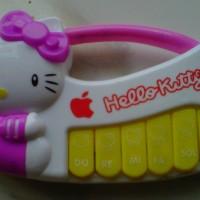 Mainan Piano Hello Kitty