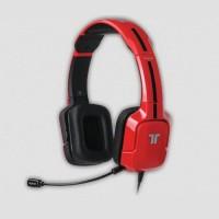 Tritton Kunai Stereo Red Headset Xbox 360 PS3 PS4 PlayStation 3 4 Wii U PC Mac Xbox360