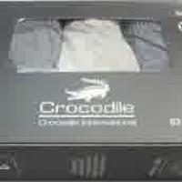 underwear crocodile (ukur jumbo)
