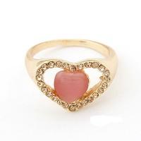 A22506 love pink | Cincin import gaya korea koleksi ichika shop