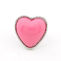 A22999 love pink | Cincin import gaya korea koleksi ichika shop
