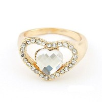 A22505 love bening | Cincin import gaya korea koleksi ichika shop